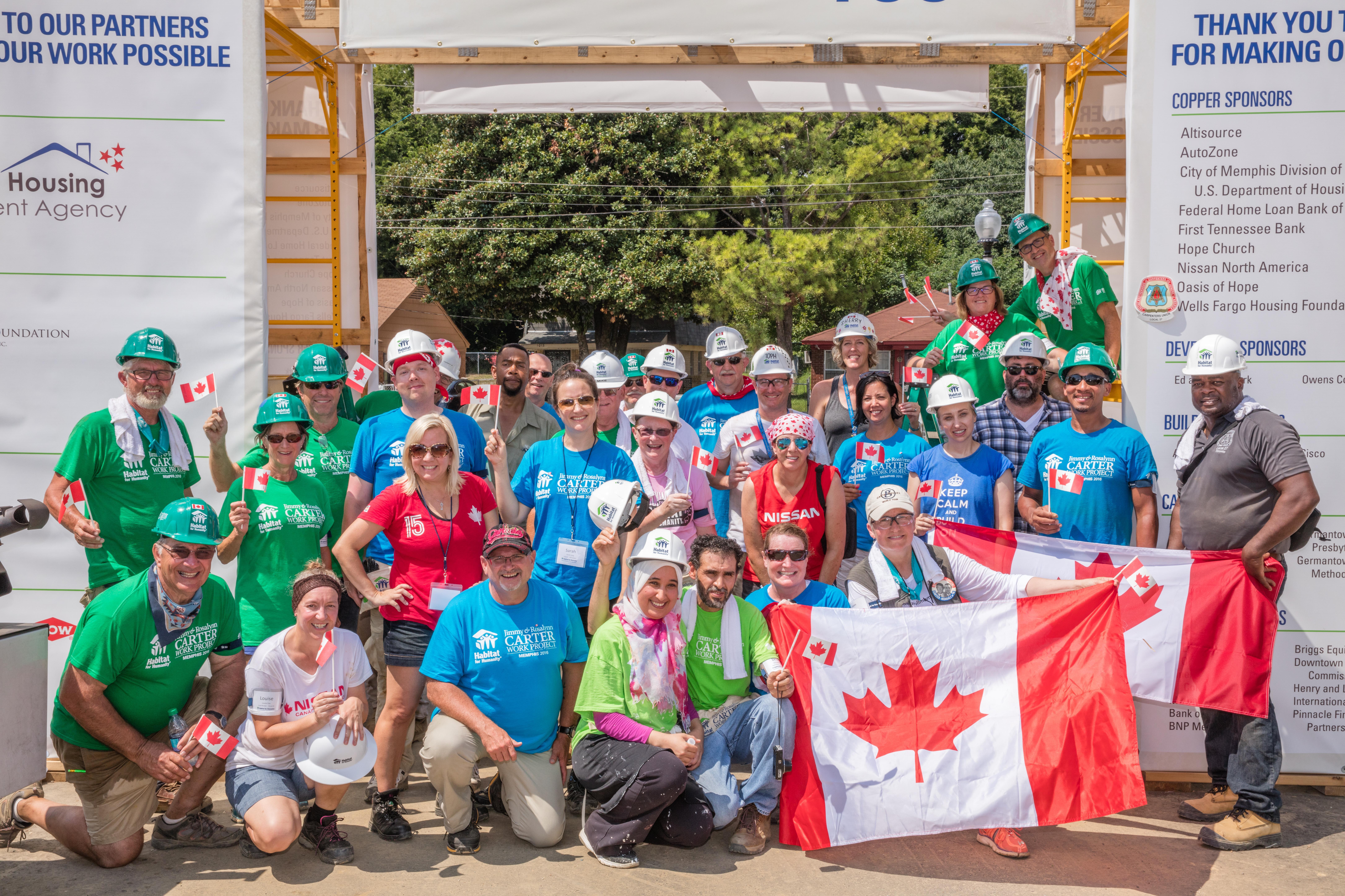 Habitat for Humanity Canada | Careers