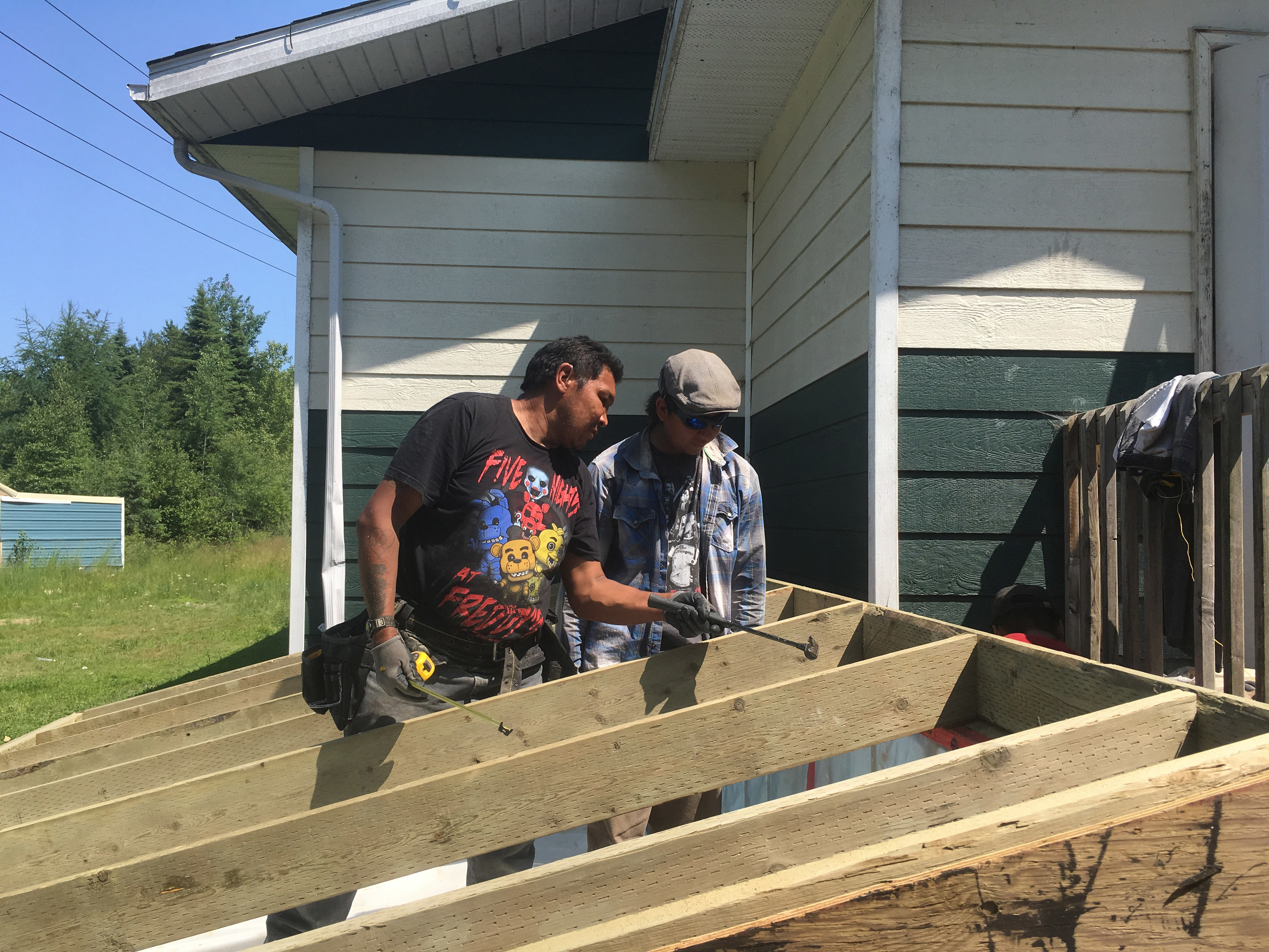 Habitat for Humanity Canada | Clean drinking water in Pikangikum